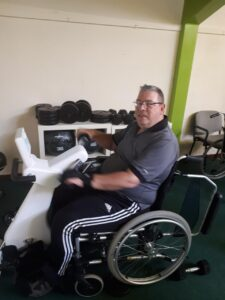 Personal Training Disabled People